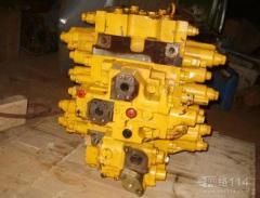分配阀阀杆/小松挖掘机图片