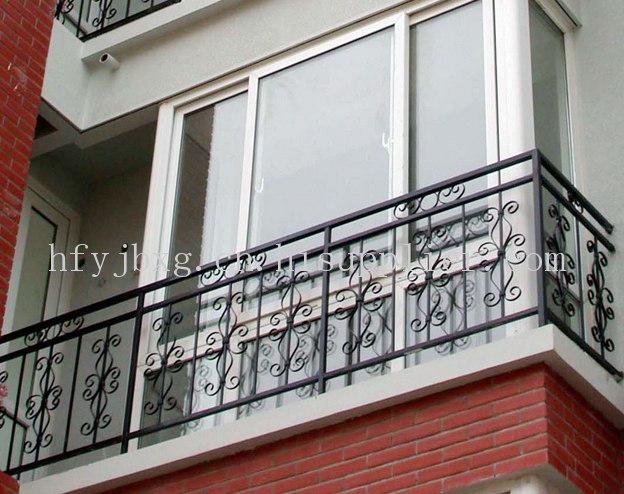 欧式铁艺护栏|合肥宇杰不锈钢装饰工程有限公司