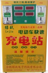 绿玖加强型快速充电站