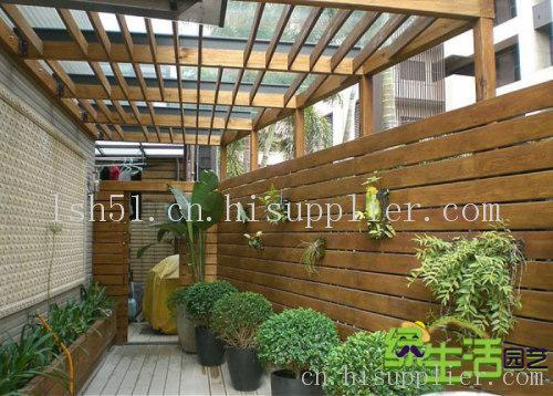 柳州园艺木制品