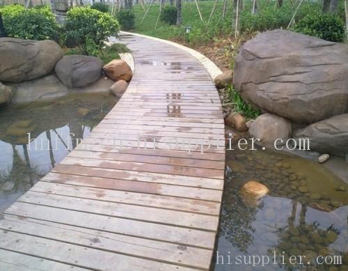 湖南防腐木桥-海商网,木料和胶合板产品库