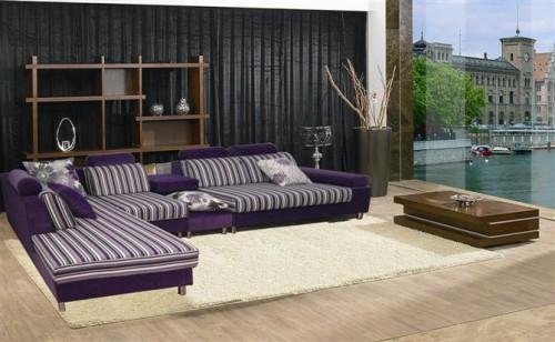 夏天民用布艺沙发怎样避暑