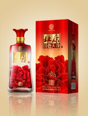中国梦,中国韵三款高端酒,是洛阳杜康控股核心战略产品.