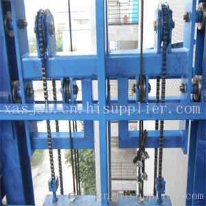 5层货梯控制电路图