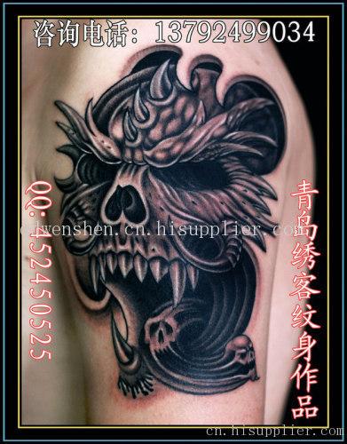 美容健身 威海纹身哪里专业  威海纹身哪里专业 产地: 山东省 青岛市