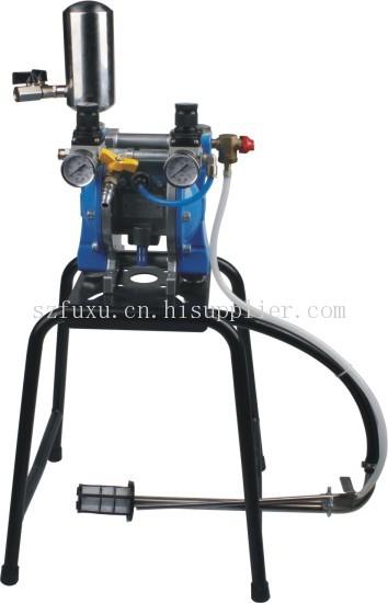 fx-h-408隔膜泵 气动双隔膜泵图片