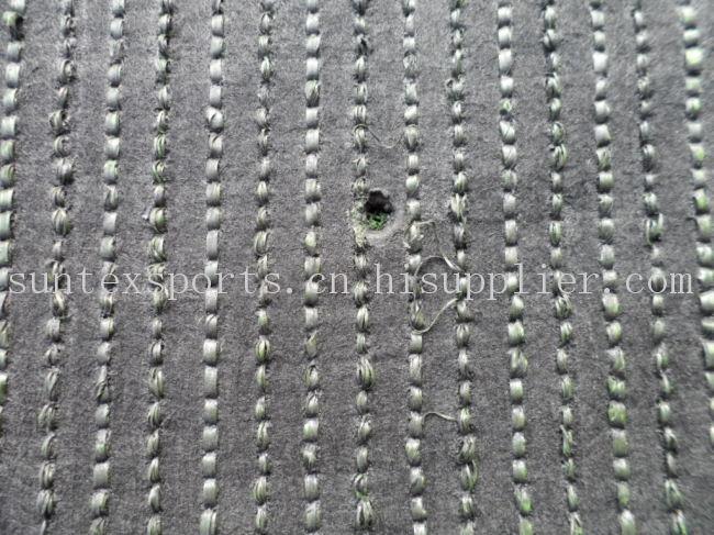 65MM高密度混织足球场用人造草皮