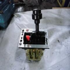 自卸车气控分配阀结构图解分享展示图片