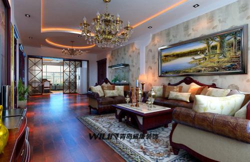 青岛威廉装饰工程有限公司是一家专业从事室内外装饰工程设计及施工