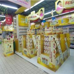 贵阳奶粉专卖店展柜