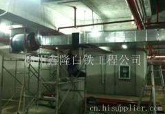 柳州饭店厨房排风系统
