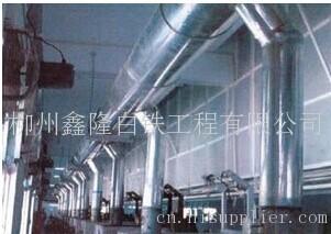 柳州厨房排风系统