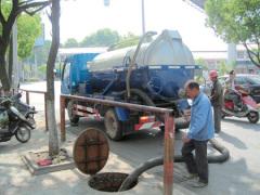 兰山区下水道疏通服务