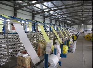 貴陽編織袋生產車間