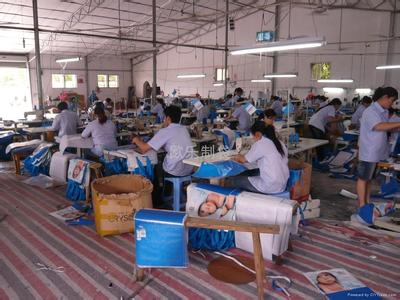 貴州編織袋生產車間