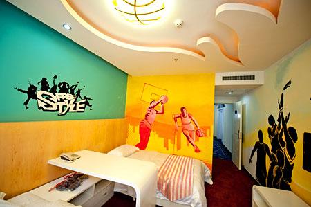 首页 建筑和装饰材料 装饰材料 苏州主题宾馆酒店彩绘墙绘设计 主题