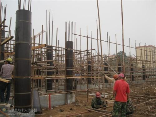 建筑木质圆模板厂
