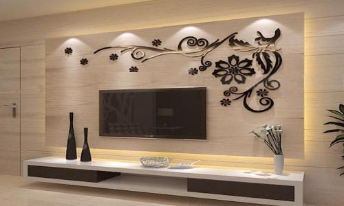 贵阳电视背景墙设计公司-海商网