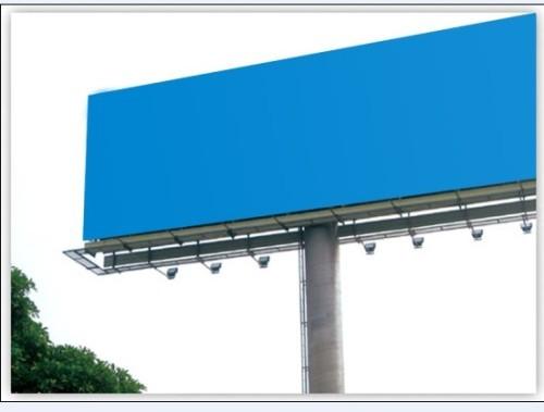 单立柱广告牌制作