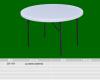 柳州户外塑料桌椅