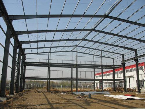 首页 建筑和装饰材料 建筑钢材和结构件 钢结构厂房预算  产品摘要