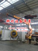 柳州吊车出租公司——吊车液压阀不起减压作用的原因分析