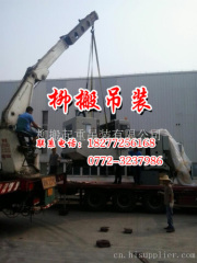 广西柳州吊车出租