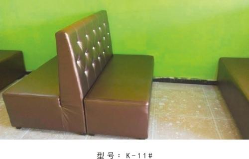 贵阳餐厅沙发设计定做