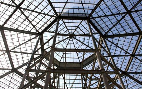莱西钢结构屋顶安装