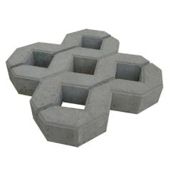 厦门双8字植草砖