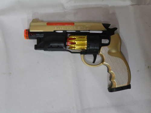 玩具武器手绘图