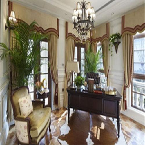 贵州省 贵阳市 产品摘要: 贵州美式窗帘厂家业从事品牌窗帘布艺,墙纸图片