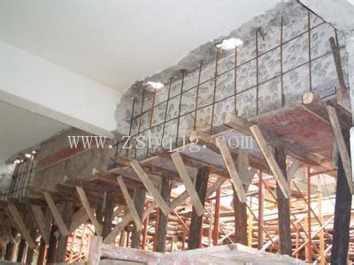 老房子墙体加固