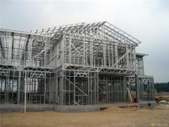 钢结构拆图