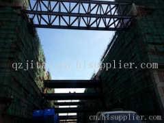 钢结构管廊