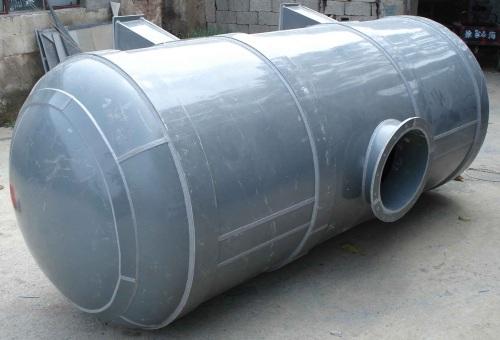 塑料储罐以PET为材质,利于远距离运输