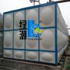 不銹鋼矩形保溫水箱(保溫層外為彩鋼)