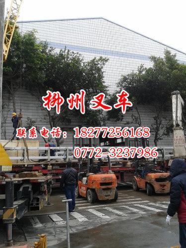 柳州吊车——轮胎起重机组成
