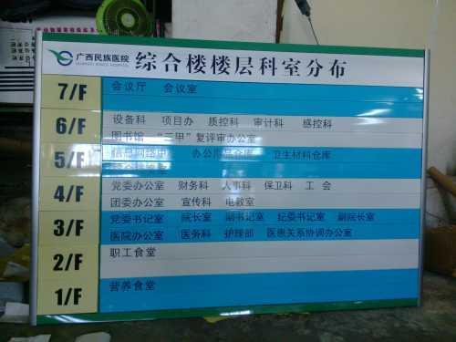 南宁亚博体育苹果下载牌定做厂家
