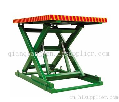 安徽導軌式升降貨梯