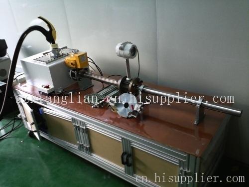 吸塵器性能測試系統