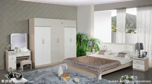 九平米臥室家具擺放-
