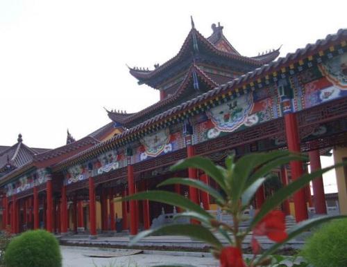 青岛寺庙道馆装修价格