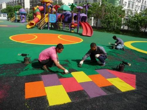 幼儿园塑胶地面 幼儿园塑胶地面施工公司-海商网