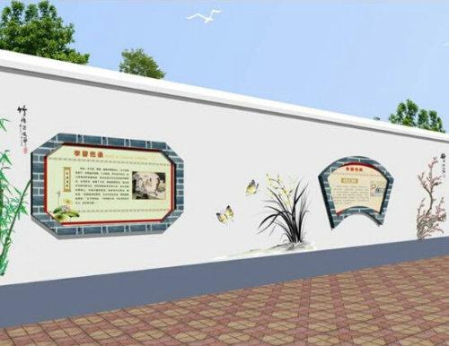 青岛政府机构文化墙设计哪家好
