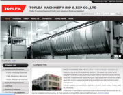 TOPLEA MACHINERY IMP &.EXP CO.,LTD