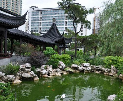 青岛园林建设规划