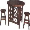 贵州防腐木坐凳