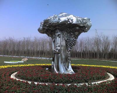 泡沫雕塑制作_北京泡沫雕塑制作公司_泡沫雕塑图片