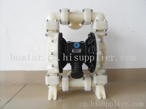 PP材质隔膜泵